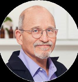 Un médecin de Santé Cannabis, le Dr Michael Dworkind